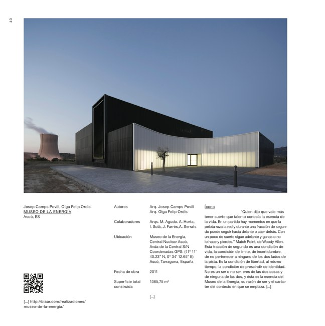 BIA—AR 2014 Bienal Internacional de Arquitectura de Argentina - Preview 15