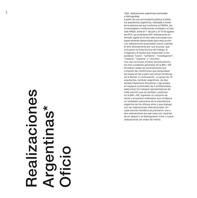 BIA—AR 2014 Bienal Internacional de Arquitectura de Argentina - Preview 17