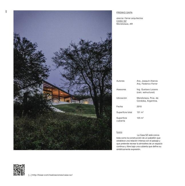 BIA—AR 2014 Bienal Internacional de Arquitectura de Argentina - Preview 19