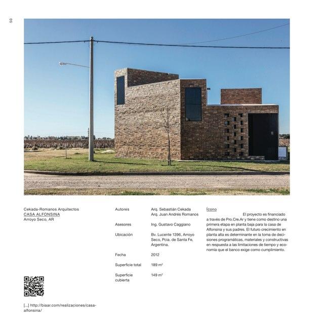 BIA—AR 2014 Bienal Internacional de Arquitectura de Argentina - Preview 20