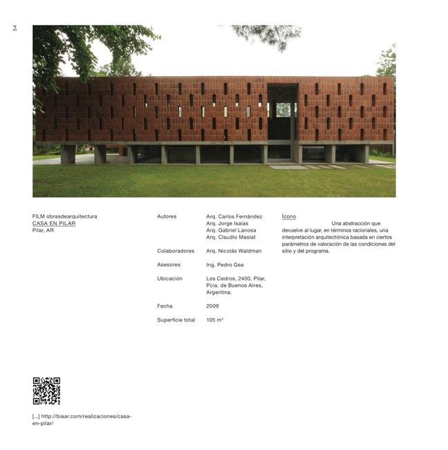 BIA—AR 2014 Bienal Internacional de Arquitectura de Argentina - Preview 22