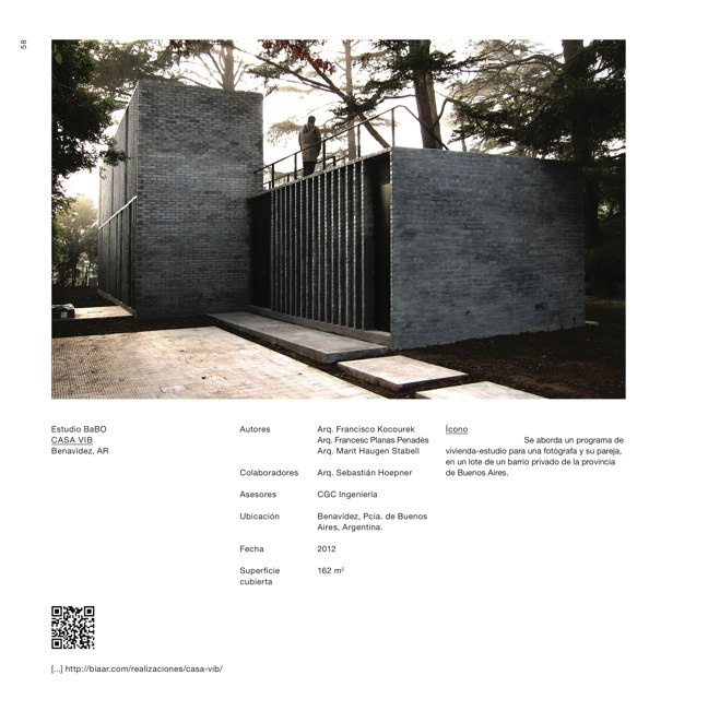 BIA—AR 2014 Bienal Internacional de Arquitectura de Argentina - Preview 24