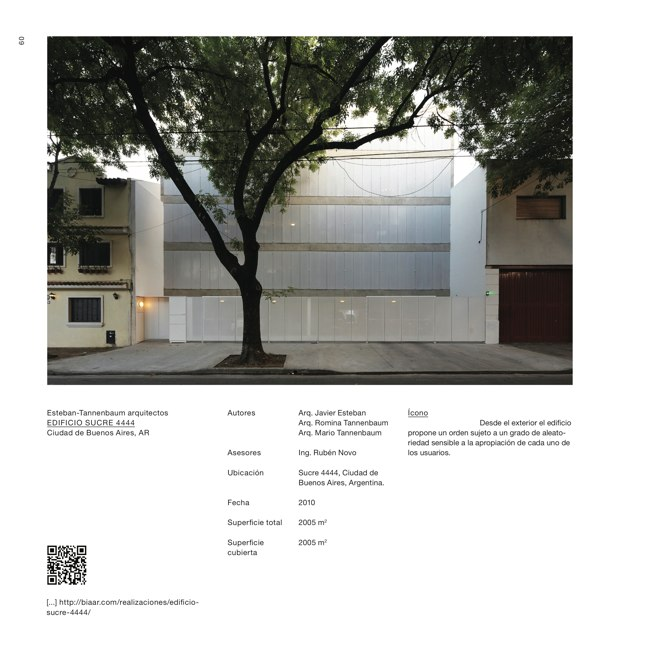 BIA—AR 2014 Bienal Internacional de Arquitectura de Argentina - Preview 25