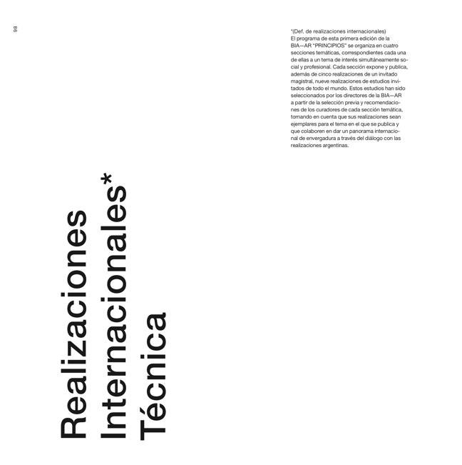 BIA—AR 2014 Bienal Internacional de Arquitectura de Argentina - Preview 30