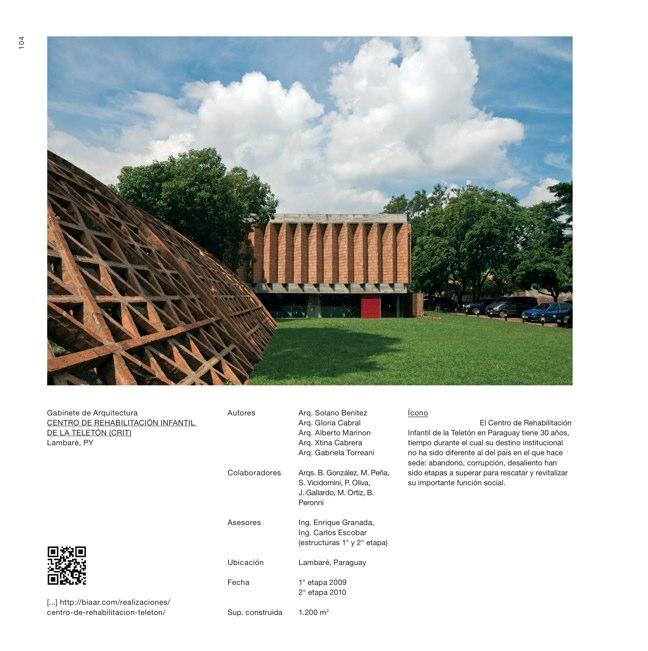 BIA—AR 2014 Bienal Internacional de Arquitectura de Argentina - Preview 33