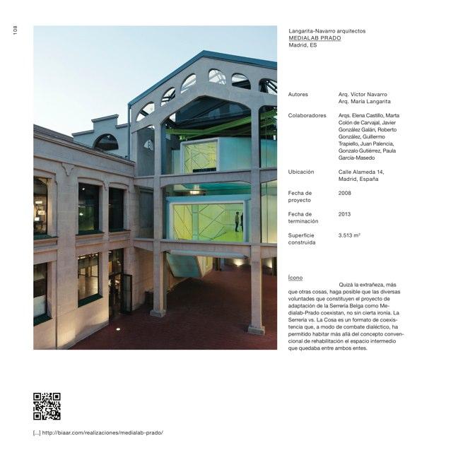 BIA—AR 2014 Bienal Internacional de Arquitectura de Argentina - Preview 35