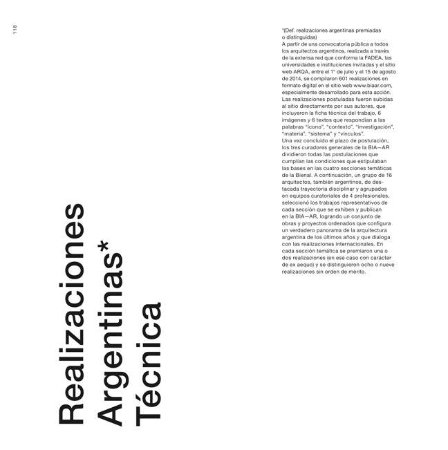 BIA—AR 2014 Bienal Internacional de Arquitectura de Argentina - Preview 40
