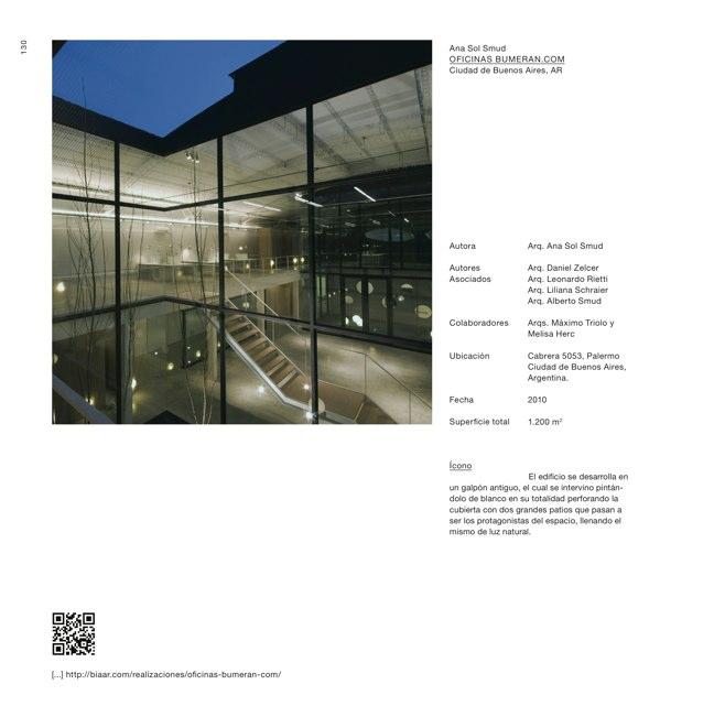 BIA—AR 2014 Bienal Internacional de Arquitectura de Argentina - Preview 46