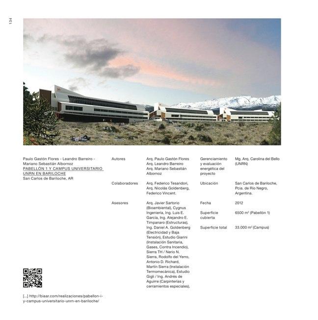 BIA—AR 2014 Bienal Internacional de Arquitectura de Argentina - Preview 48