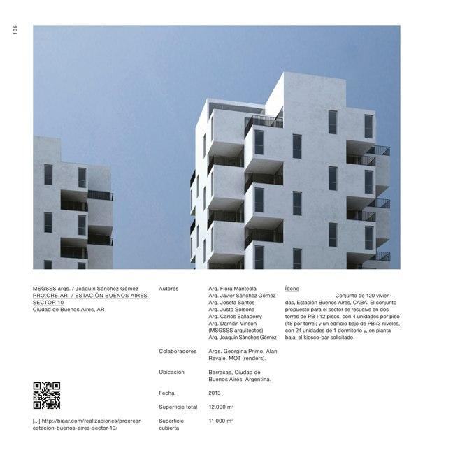 BIA—AR 2014 Bienal Internacional de Arquitectura de Argentina - Preview 49