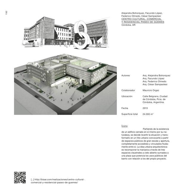 BIA—AR 2014 Bienal Internacional de Arquitectura de Argentina - Preview 65