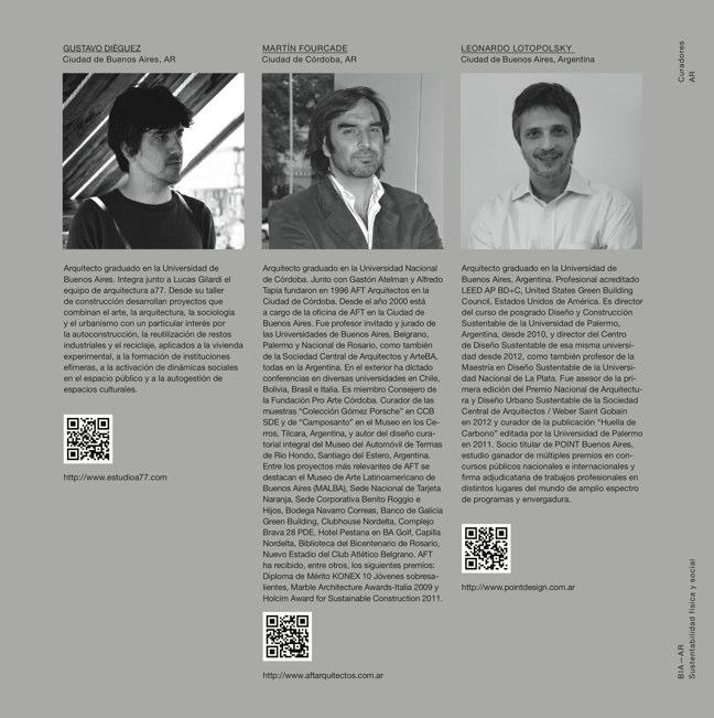 BIA—AR 2014 Bienal Internacional de Arquitectura de Argentina - Preview 74
