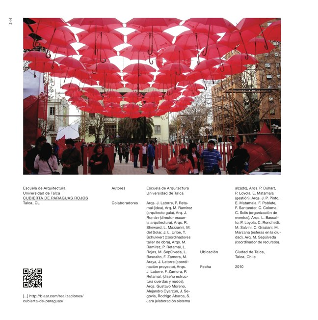BIA—AR 2014 Bienal Internacional de Arquitectura de Argentina - Preview 76