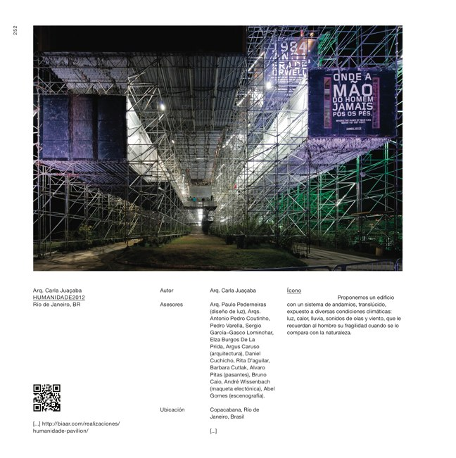 BIA—AR 2014 Bienal Internacional de Arquitectura de Argentina - Preview 80