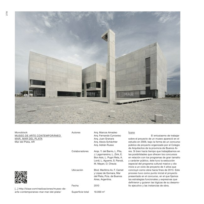 BIA—AR 2014 Bienal Internacional de Arquitectura de Argentina - Preview 93