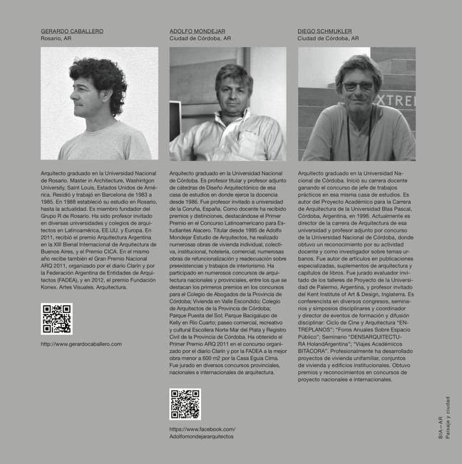 BIA—AR 2014 Bienal Internacional de Arquitectura de Argentina - Preview 97