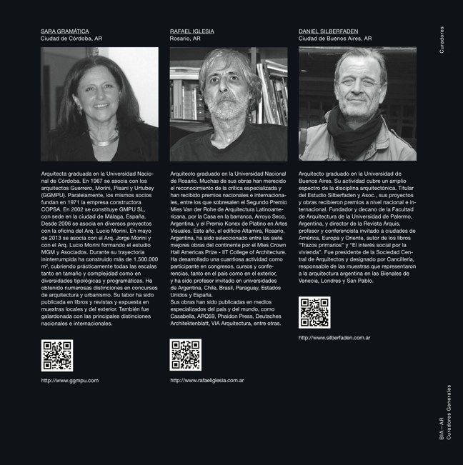 BIA—AR 2014 Bienal Internacional de Arquitectura de Argentina - Preview 99