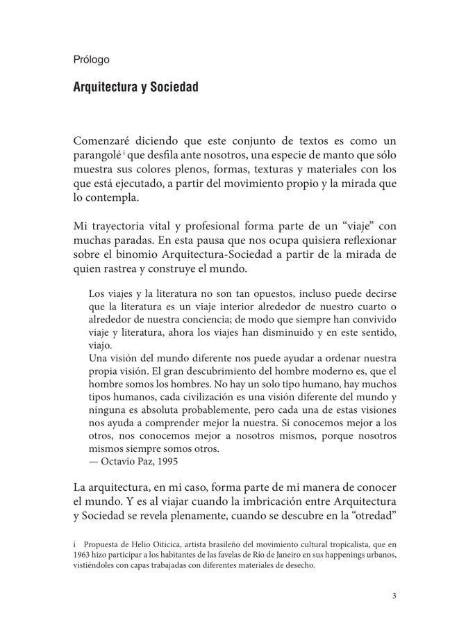 El Binomio Arquitectura y Sociedad · Mara Sanchez Llorens - Preview 3