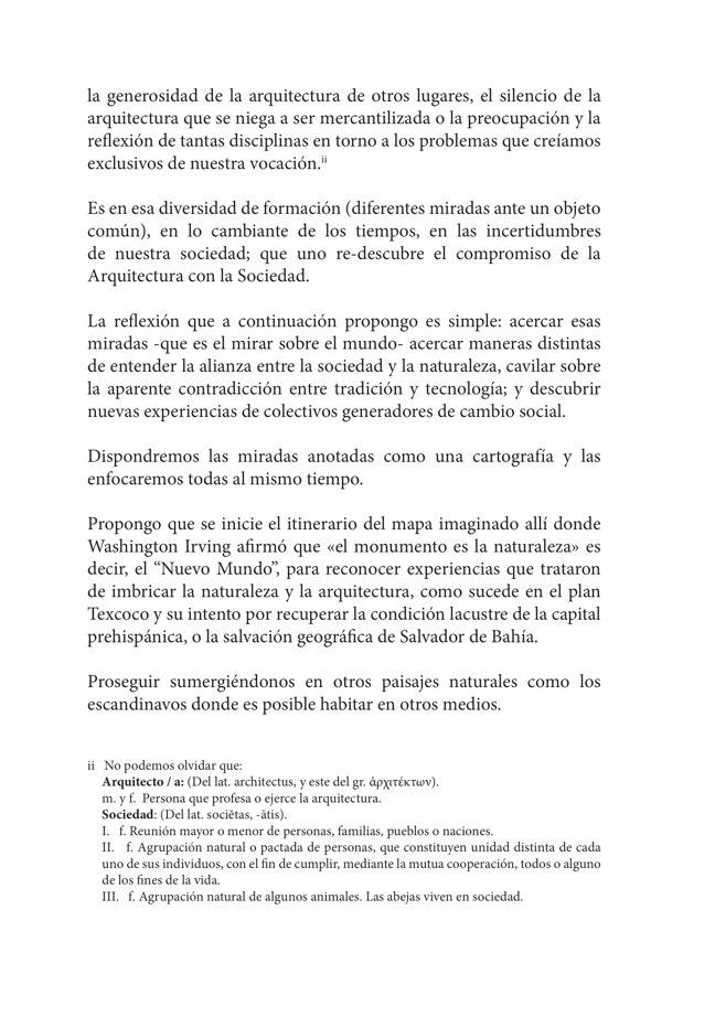 El Binomio Arquitectura y Sociedad · Mara Sanchez Llorens - Preview 4