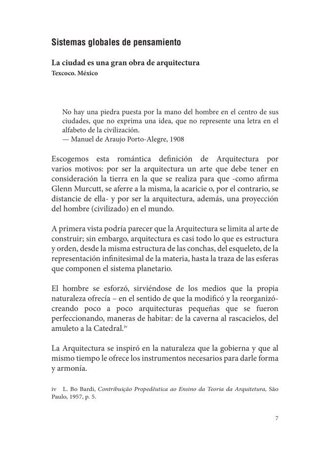 El Binomio Arquitectura y Sociedad · Mara Sanchez Llorens - Preview 7