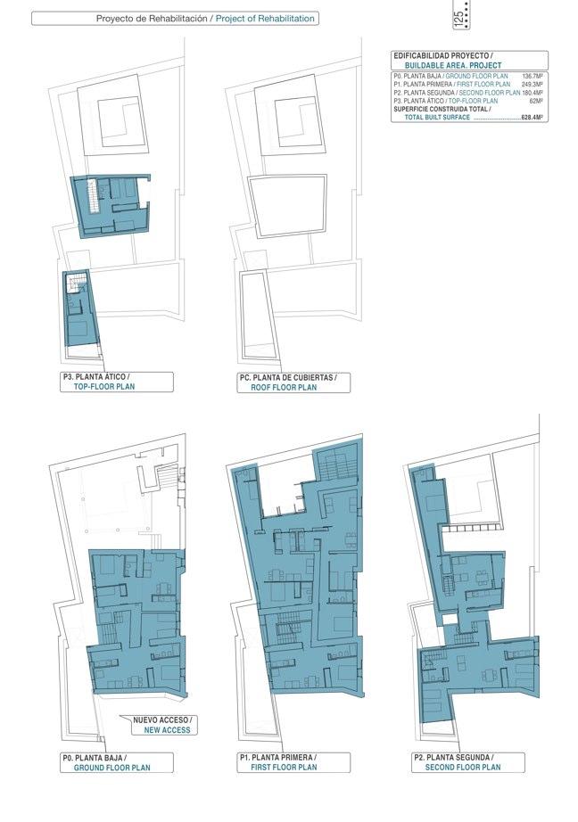 Housing in El Populo. Casa del Plátano – Book / Plane Tree House, MGM Morales de Giles - Preview 15