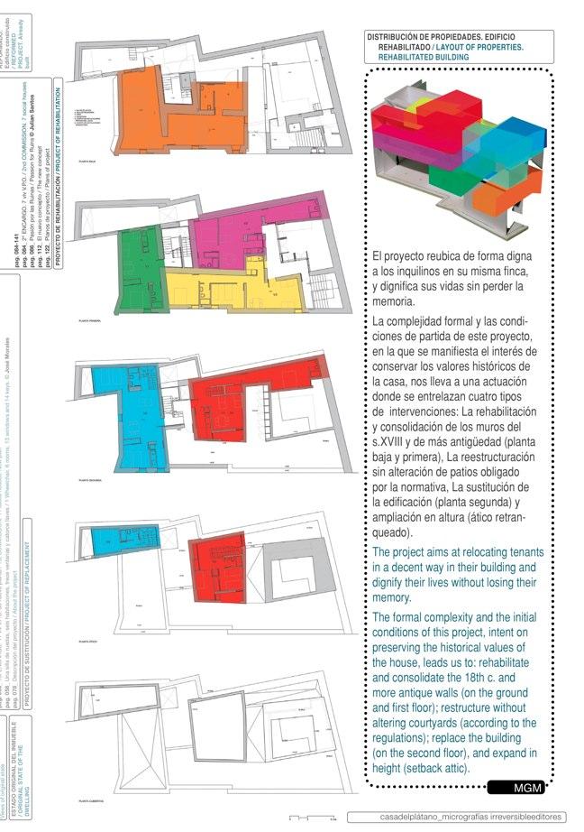 Housing in El Populo. Casa del Plátano – Book / Plane Tree House, MGM Morales de Giles - Preview 16