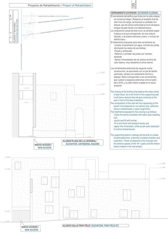 Housing in El Populo. Casa del Plátano – Book / Plane Tree House, MGM Morales de Giles - Preview 17
