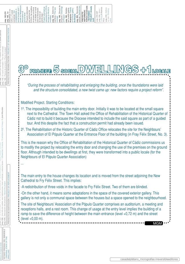 Housing in El Populo. Casa del Plátano – Book / Plane Tree House, MGM Morales de Giles - Preview 19