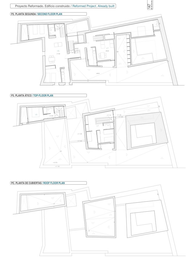 Housing in El Populo. Casa del Plátano – Book / Plane Tree House, MGM Morales de Giles - Preview 20