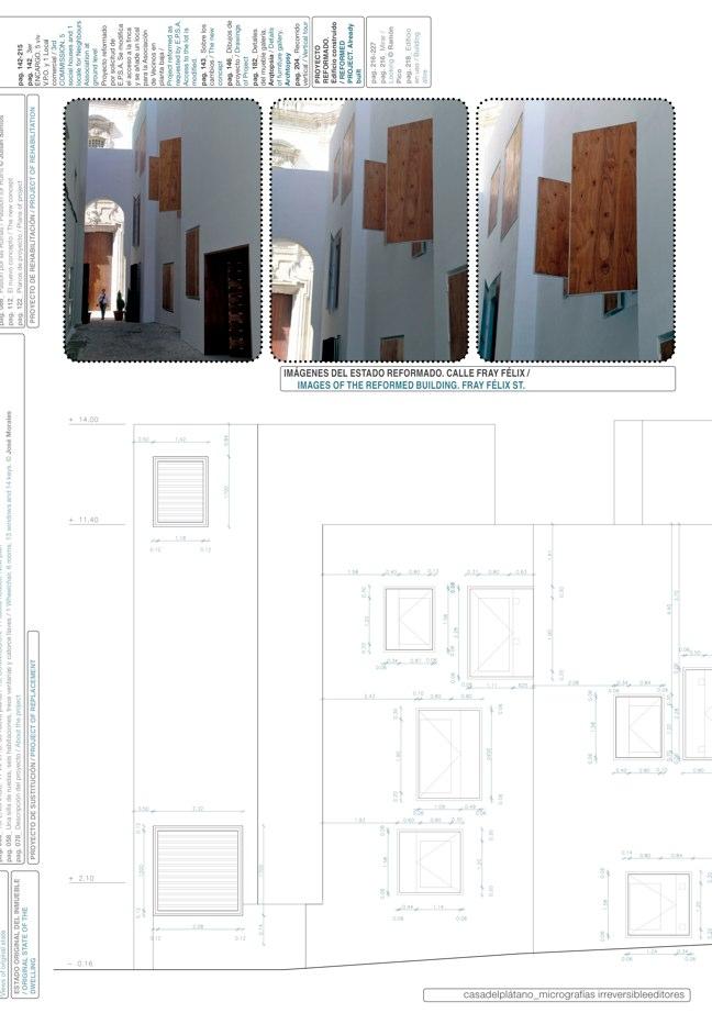 Housing in El Populo. Casa del Plátano – Book / Plane Tree House, MGM Morales de Giles - Preview 21
