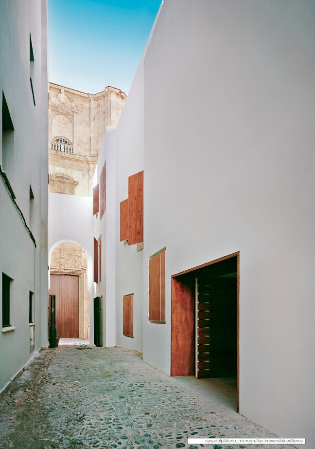 Housing in El Populo. Casa del Plátano – Book / Plane Tree House, MGM Morales de Giles - Preview 22