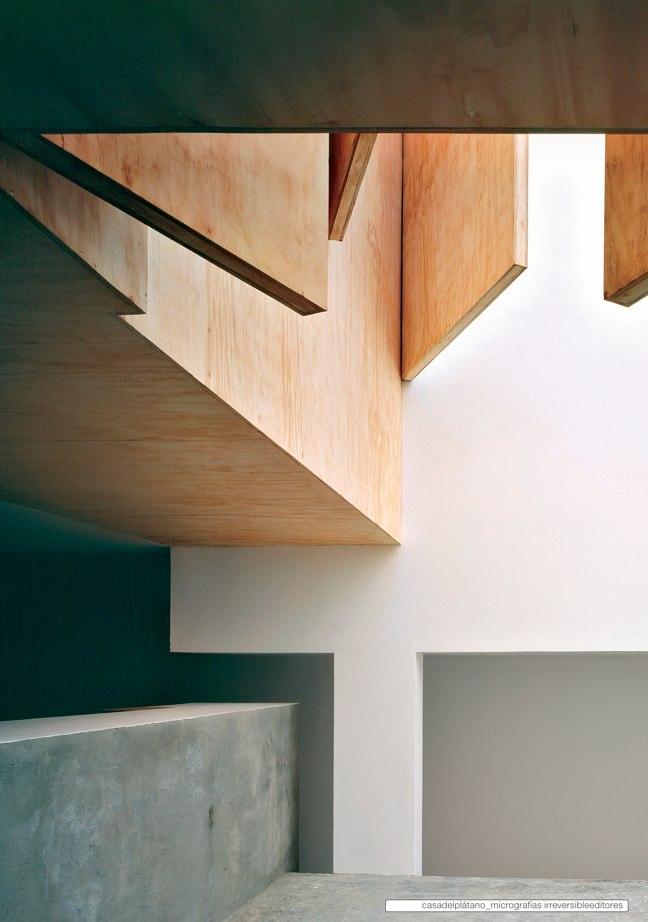Housing in El Populo. Casa del Plátano – Book / Plane Tree House, MGM Morales de Giles - Preview 23