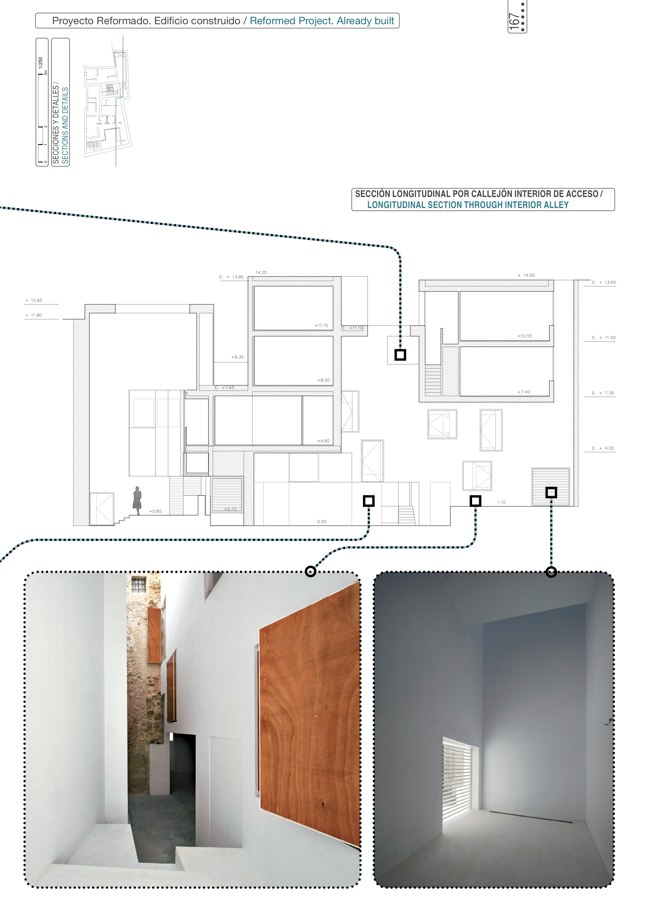 Housing in El Populo. Casa del Plátano – Book / Plane Tree House, MGM Morales de Giles - Preview 24