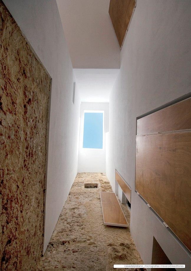 Housing in El Populo. Casa del Plátano – Book / Plane Tree House, MGM Morales de Giles - Preview 25