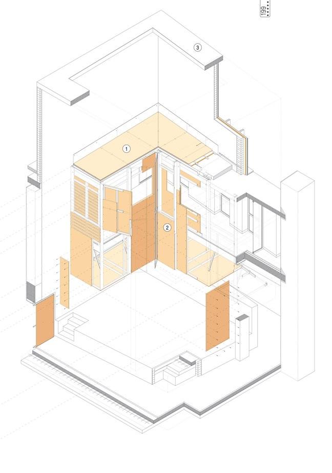 Housing in El Populo. Casa del Plátano – Book / Plane Tree House, MGM Morales de Giles - Preview 29