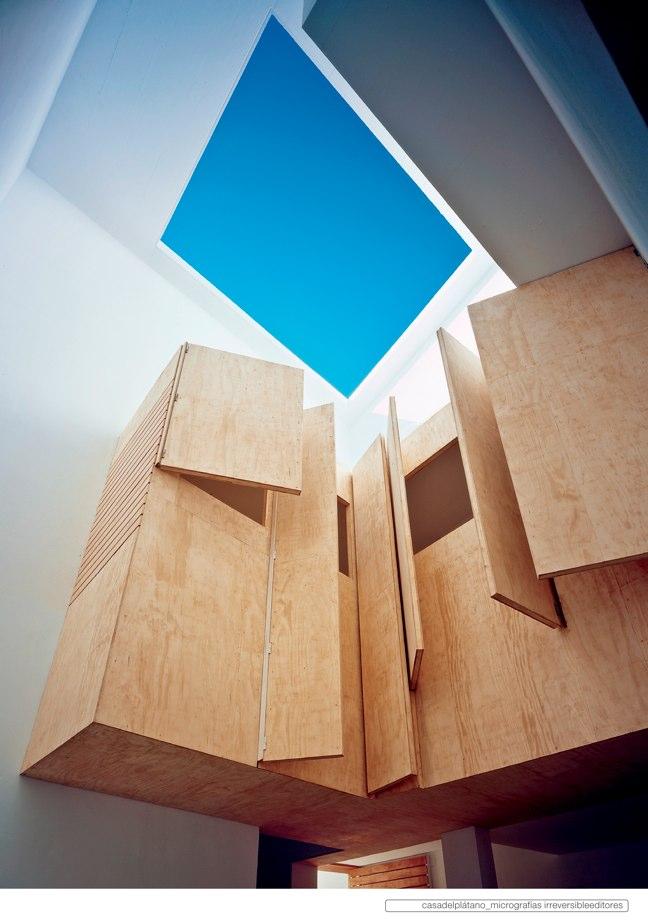 Housing in El Populo. Casa del Plátano – Book / Plane Tree House, MGM Morales de Giles - Preview 30
