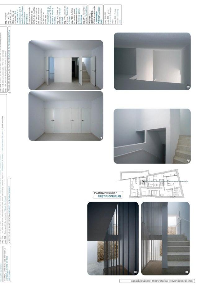 Housing in El Populo. Casa del Plátano – Book / Plane Tree House, MGM Morales de Giles - Preview 31