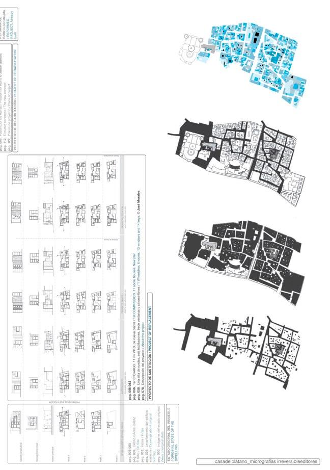 Housing in El Populo. Casa del Plátano – Book / Plane Tree House, MGM Morales de Giles - Preview 8