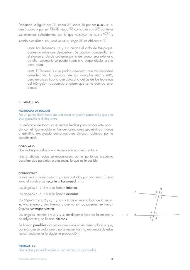 Geometría Métrica y Descriptiva para arquitectos - Preview 8