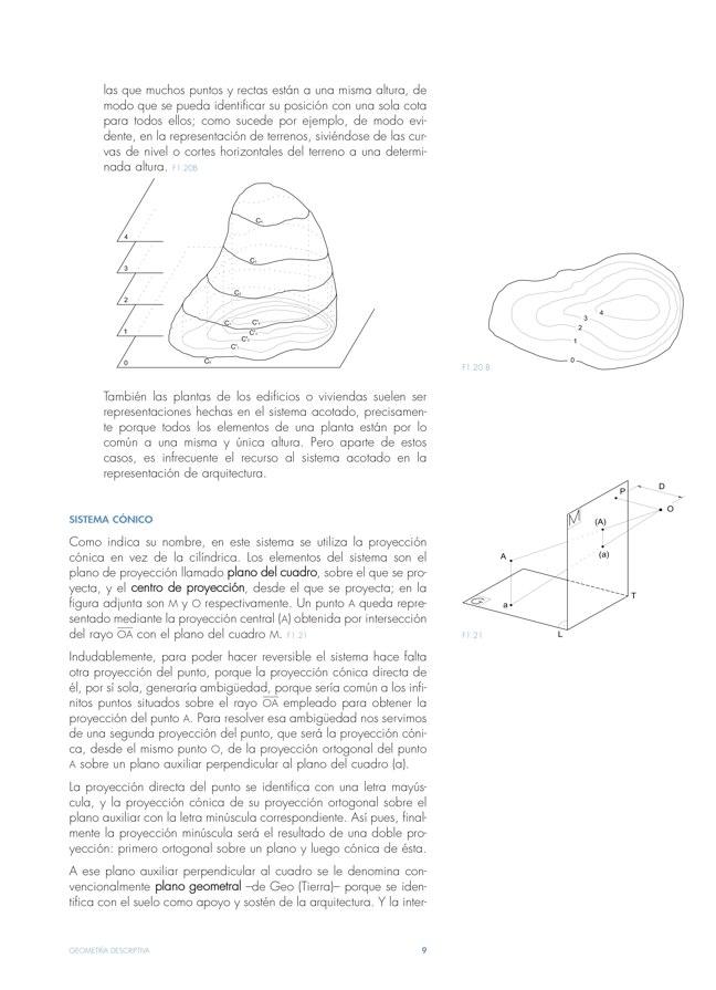 Geometría Métrica y Descriptiva para arquitectos TOMO II - Preview 10
