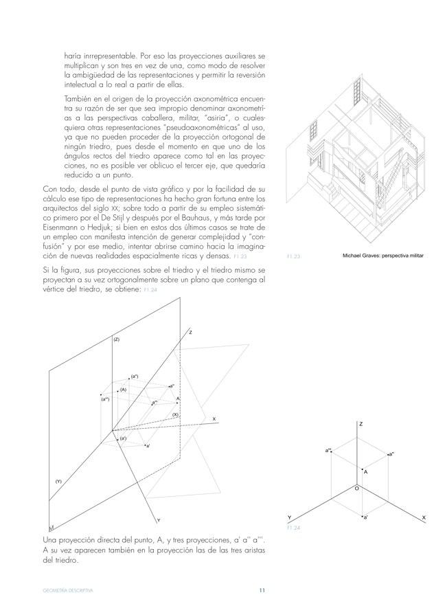 Geometría Métrica y Descriptiva para arquitectos TOMO II - Preview 12