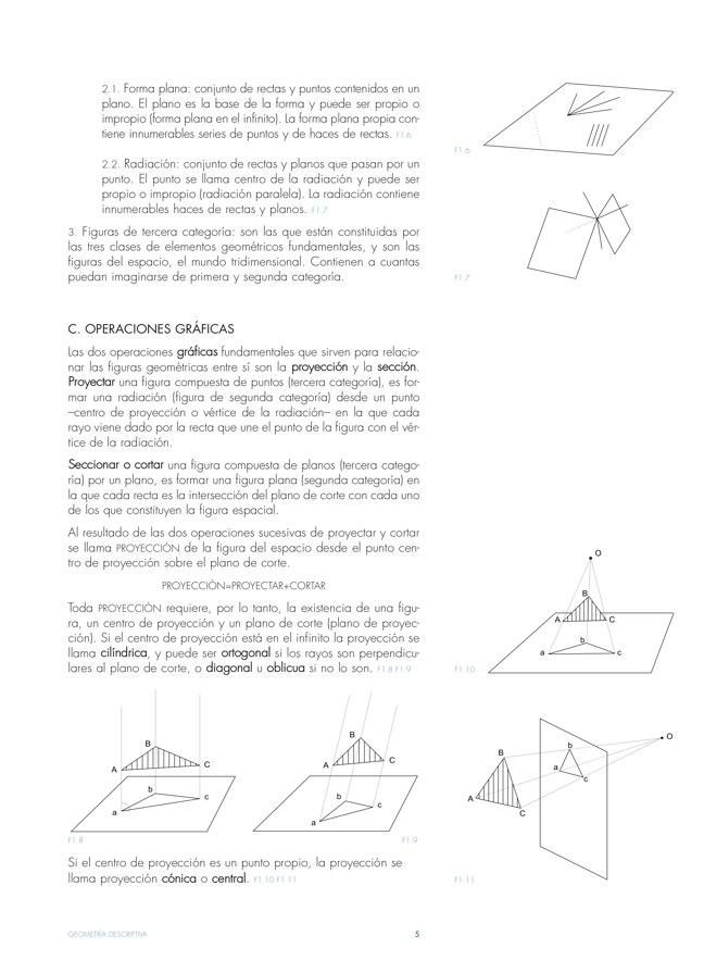 Geometría Métrica y Descriptiva para arquitectos TOMO II - Preview 6