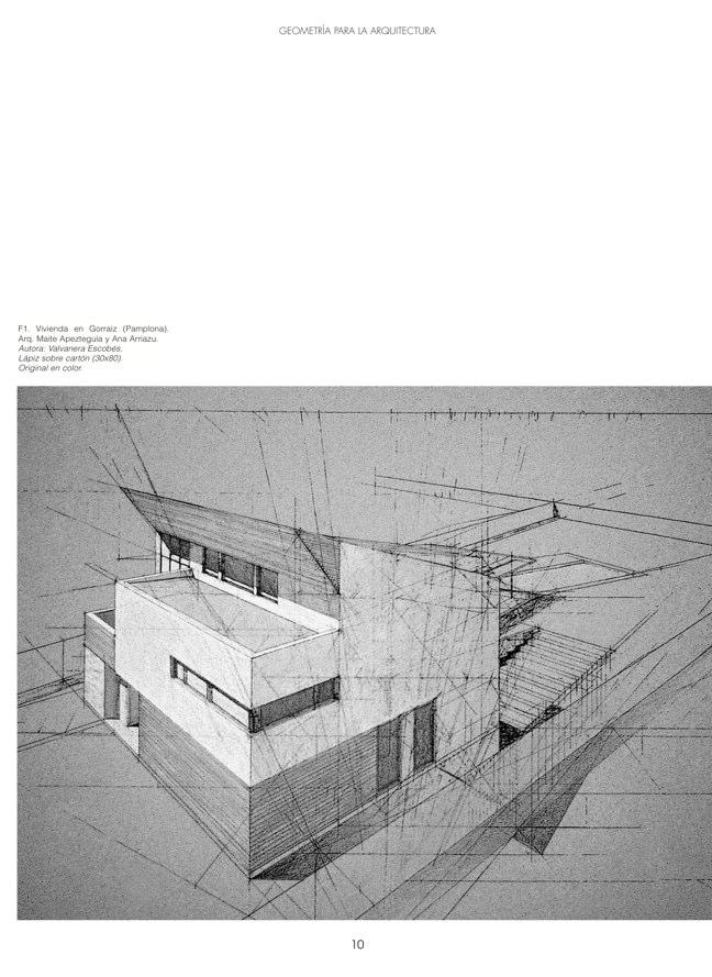 Geometría Métrica y Descriptiva para arquitectos TOMO III - Preview 3