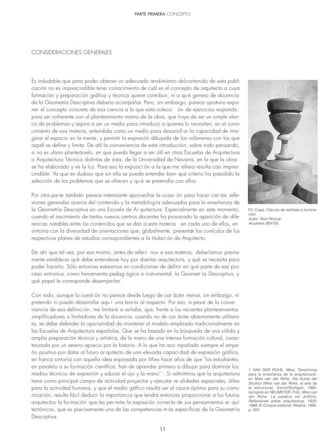 Geometría Métrica y Descriptiva para arquitectos TOMO III - Preview 4