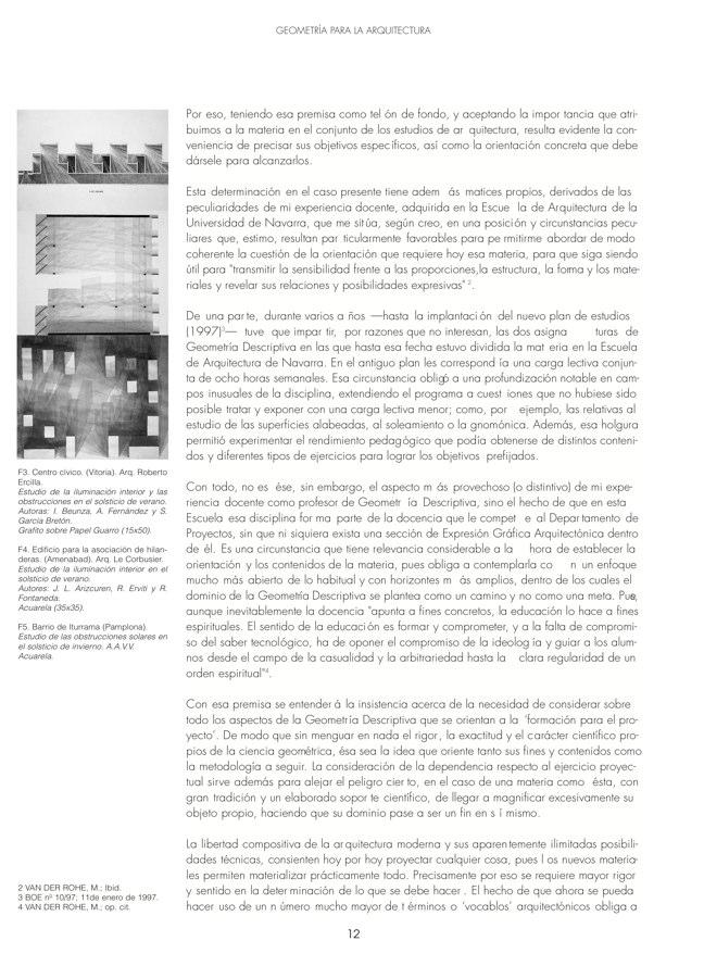 Geometría Métrica y Descriptiva para arquitectos TOMO III - Preview 5