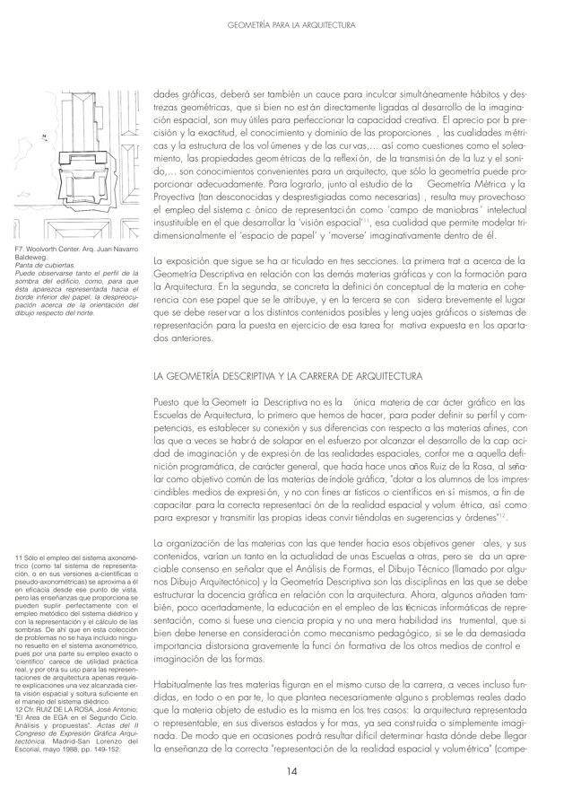 Geometría Métrica y Descriptiva para arquitectos TOMO III - Preview 7