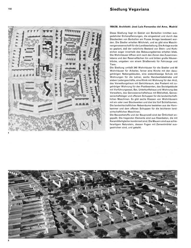 WERK 6/62 UN RETRATO DE ESPAÑA (SPANISCHE ARCHITEKTUR UND KUNST) - Preview 12