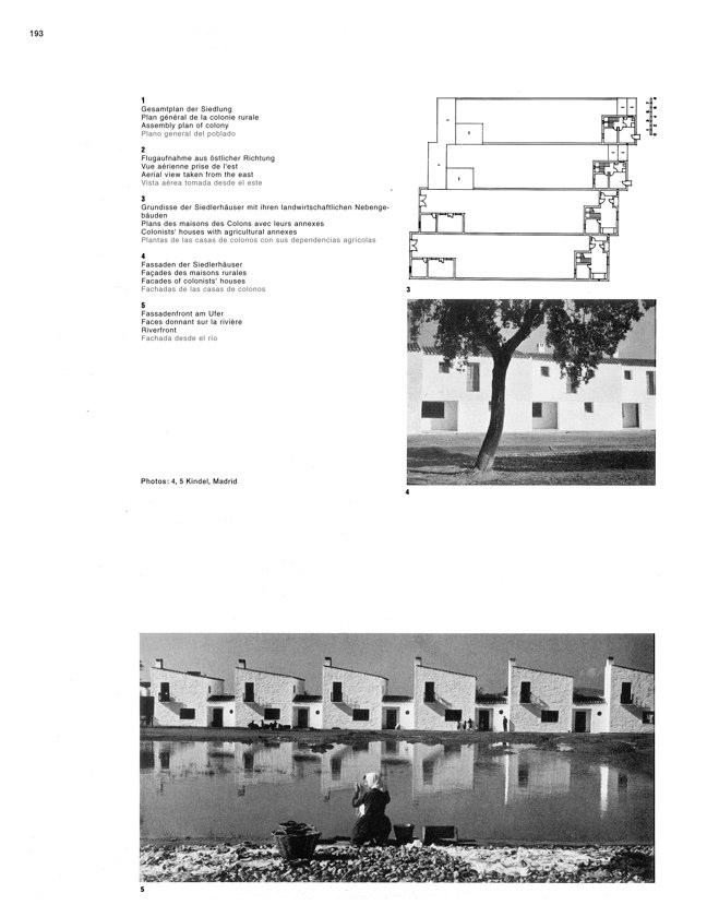 WERK 6/62 UN RETRATO DE ESPAÑA (SPANISCHE ARCHITEKTUR UND KUNST) - Preview 13