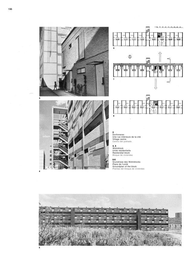 WERK 6/62 UN RETRATO DE ESPAÑA (SPANISCHE ARCHITEKTUR UND KUNST) - Preview 16