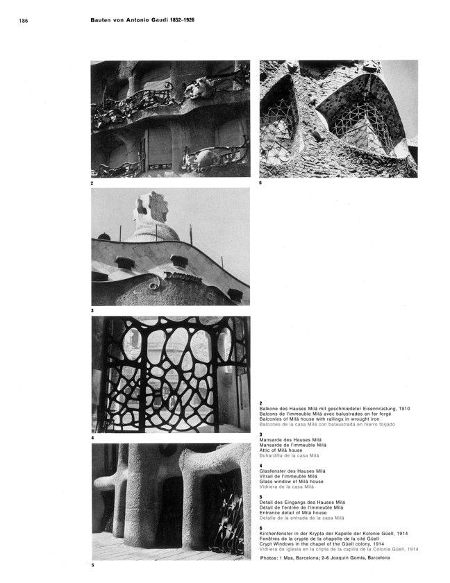 WERK 6/62 UN RETRATO DE ESPAÑA (SPANISCHE ARCHITEKTUR UND KUNST) - Preview 6